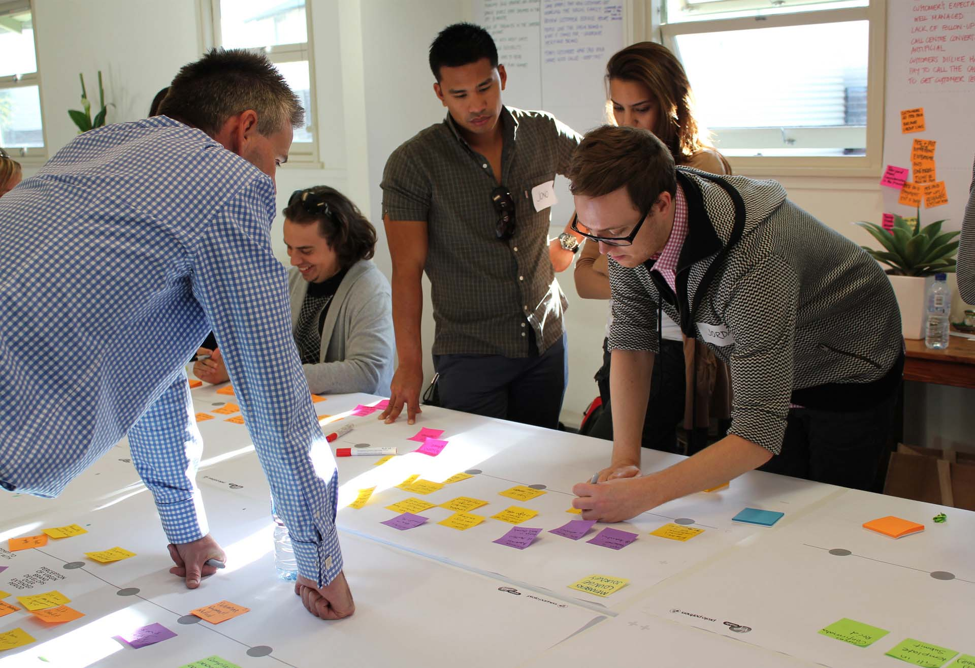 Proto Customer experience workshop