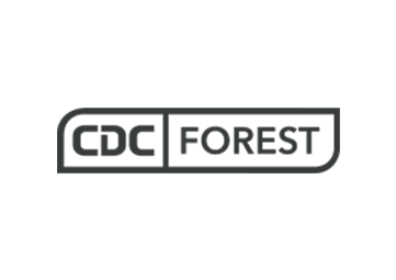 CDC Forest Logo
