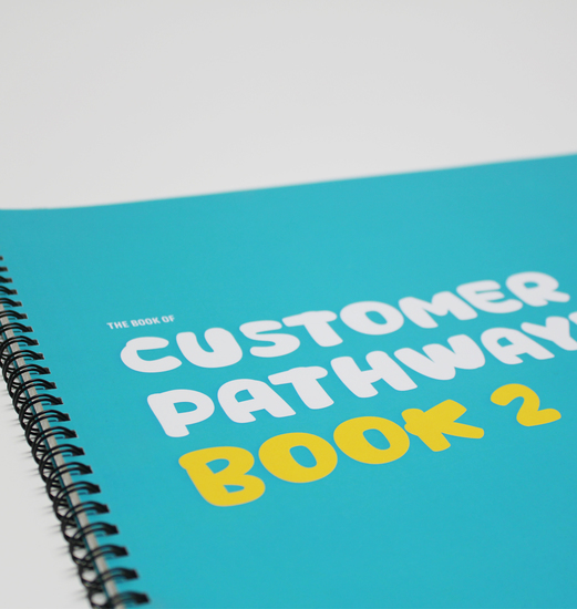 Optus Customer Pathways portfolio